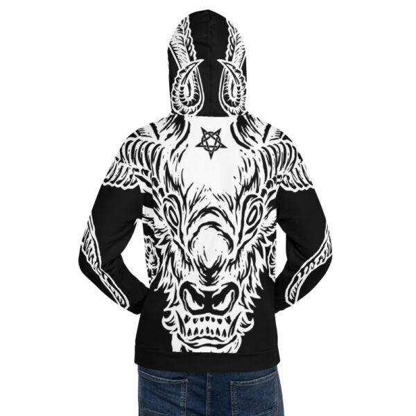 all over print unisex hoodie white back 60b9554acd75f