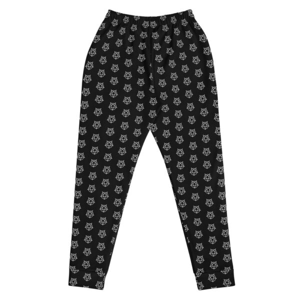 all over print womens joggers white back 60b6a96dd9884