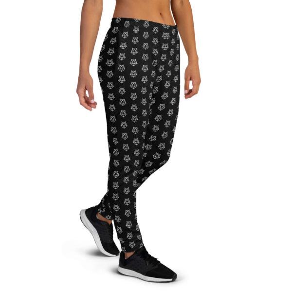 all over print womens joggers white right 60b6a96dd937a